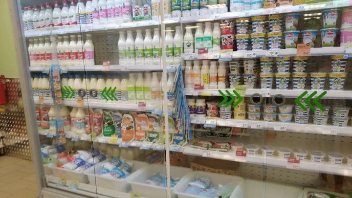 Колбасы и «молочка» в Саратовской области дороже, чем ПФО