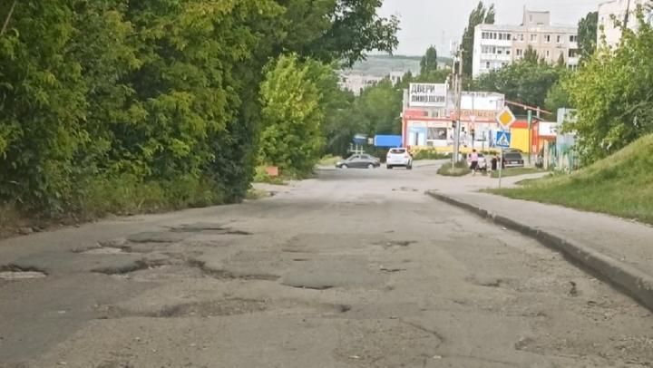 Администрация заверила, что отремонтирует дорогу на Перспективной
