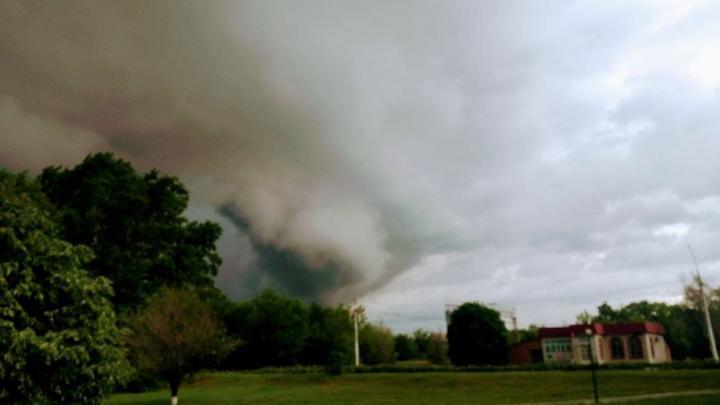 Все погодные напасти обрушатся на Саратовскую область