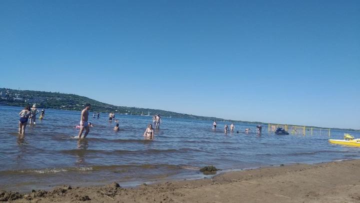 В Саратовской области открыты 30 пляжей