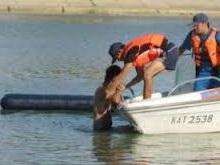 Инспектор ГИМС спас двоих тонущих мальчиков
