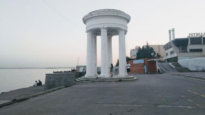 На новой набережной в Саратове начинается второй этап капремонта