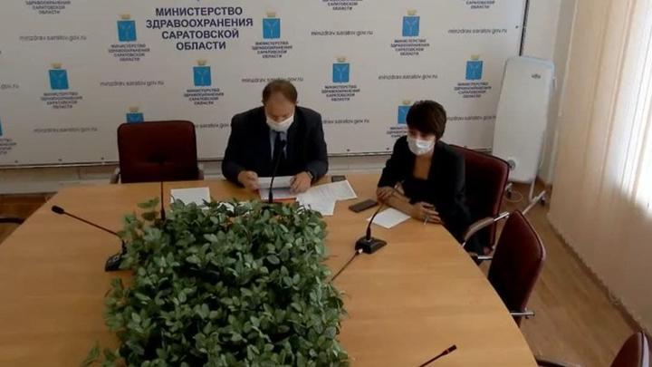 Более 4,5 тысячи детей заразились ковидом в Саратовской области