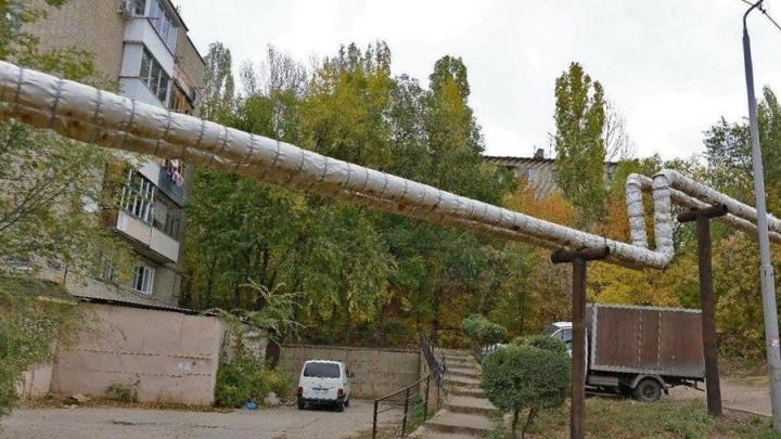 Отключение воды до полуночи на двух улицах Ленинского района