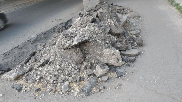 На ремонт тротуаров в Волжском районе Саратова выделят еще 12 миллионов рублей