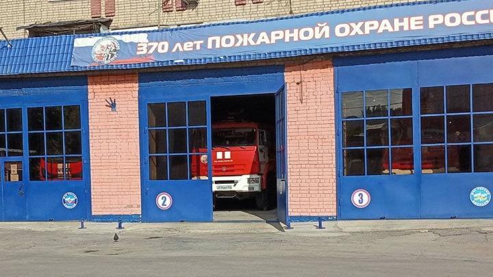 Ночью в Волжском районе Саратова горела однокомнатная квартира
