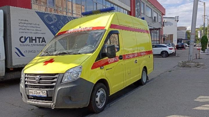 Пятимесячный ребенок скончался в Саратове