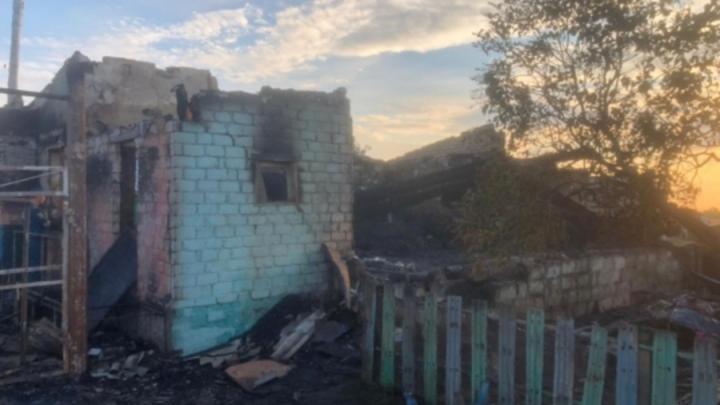 Трагедия в Балаковском районе унесла жизнь двух взрослых и троих детей