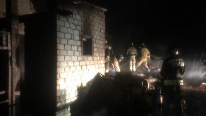 Семь детей погибли в этом году на пожарах в Саратовской области
