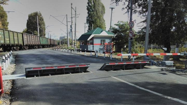 Железнодорожный переезд на станции Багаевка в Саратовской области будет временно закрыт в ночь с 29 на 30 июля