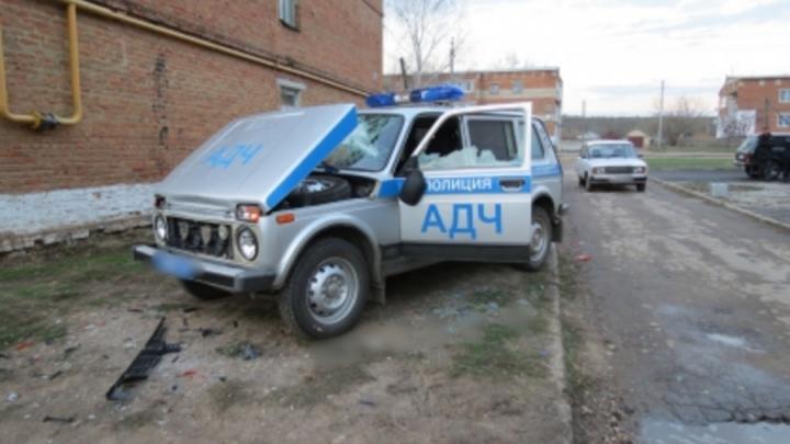 Разгромившего полицейскую машину жителя Базарного Карабулака отправили на принудительное лечение