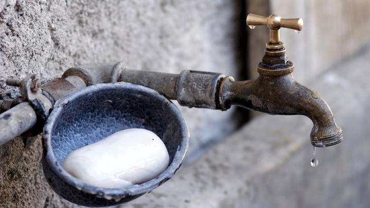 Отключение воды в Жасминном и Дачном поселках