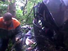 ГУ МВД об автокатастрофе под Ртищевом: водитель не справился с управлением
