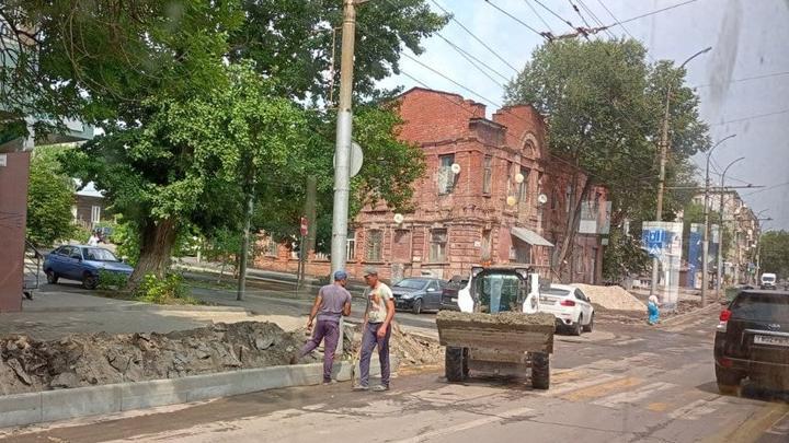 На ремонт тротуаров в Кировском районе выделено 50 миллионов рублей