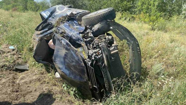 Пассажир иномарки разбился в ДТП в Заводском районе Саратова