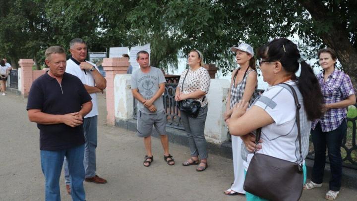 Панков: Понимая свою ответственность перед жителями Вольска, достигнем результата