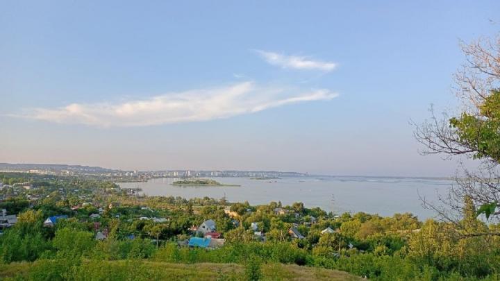 Жара и грозы ожидаются в Саратовской области