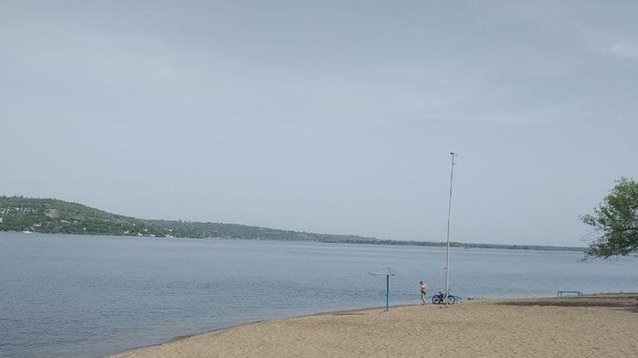 С саратовского пляжа госпитализирован пьяный 12-летний мальчик