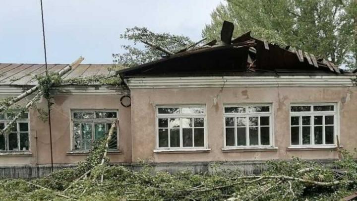 Стало известно о последствиях урагана в Саратовской области