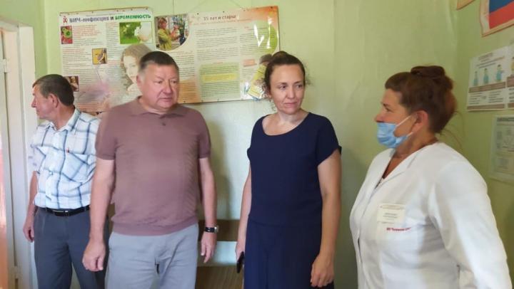 Александр Романов поможет восстановить водоснабжение в Новодубровке