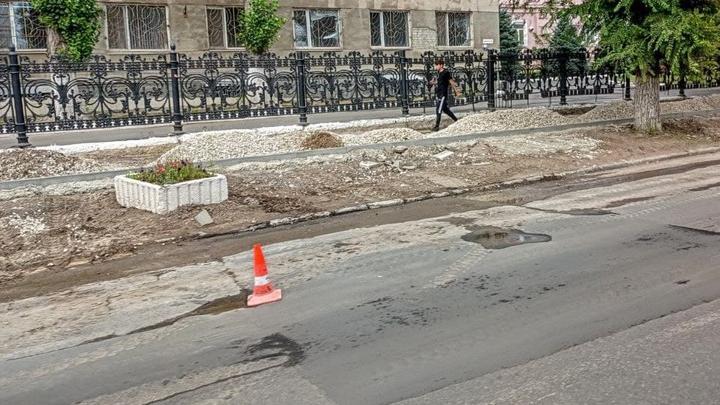 Более 400 миллионов рублей потратят на ремонт дорог в Саратове