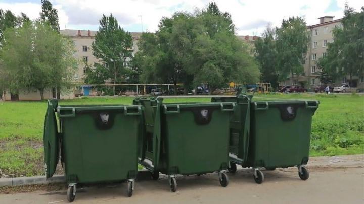 Саратовский регоператор в августе направил 20 млн рублей на закупку контейнеров для ТКО