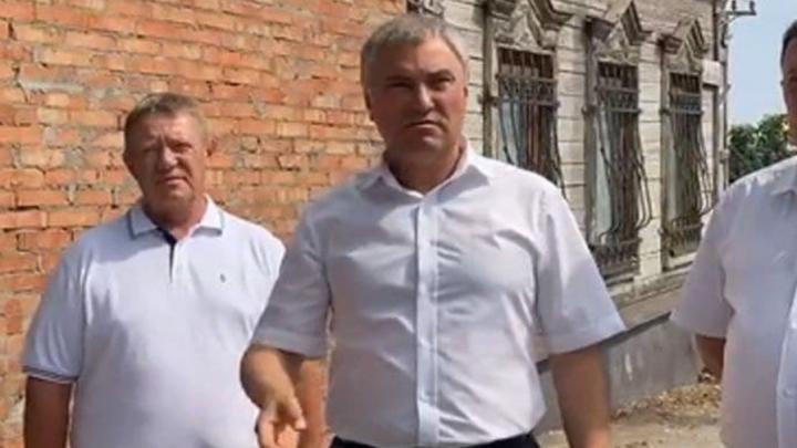 Панков: Жители Саратова заслуживают комфорт, современные условия и достойный въезд в город