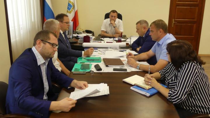 Гендиректор АО «Ситиматик» представил проект строительства нового комплекса в Саратовской области