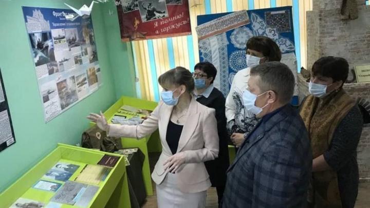 Панков: Область получит дополнительные федеральные средства на библиотеки и детские театры