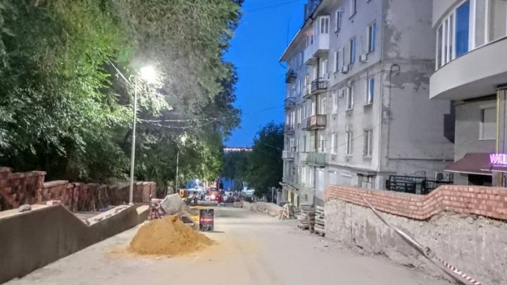 В Саратове приступают ко второму этапу строительства набережной