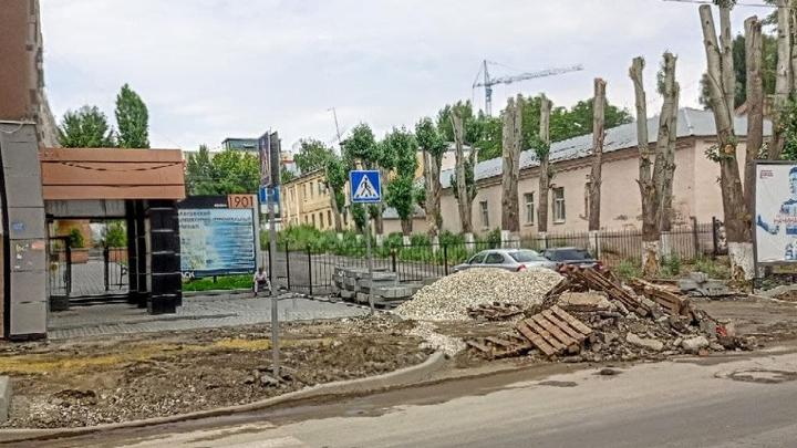 Тротуары отремонтируют еще на 12 улицах Кировского района
