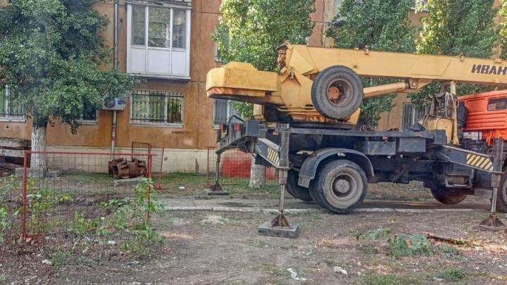 Шелковичную в Саратове закрывают на неделю