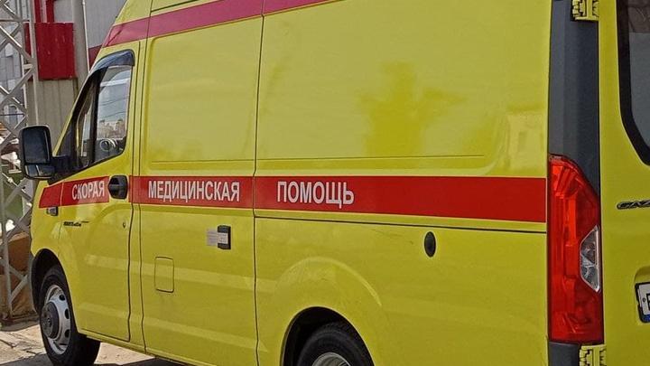 В тройной аварии на проспекте 50 лет Октября пострадала 45-летняя женщина