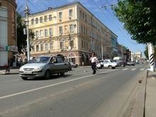 На Московской инормарка сбила пенсионерку