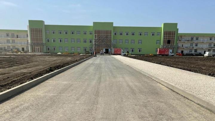 В новую инфекционную больницу в Саратове будет ходить автобус