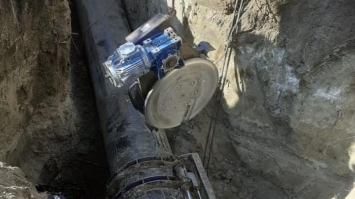 Завтра массовое отключение воды в Кировском районе