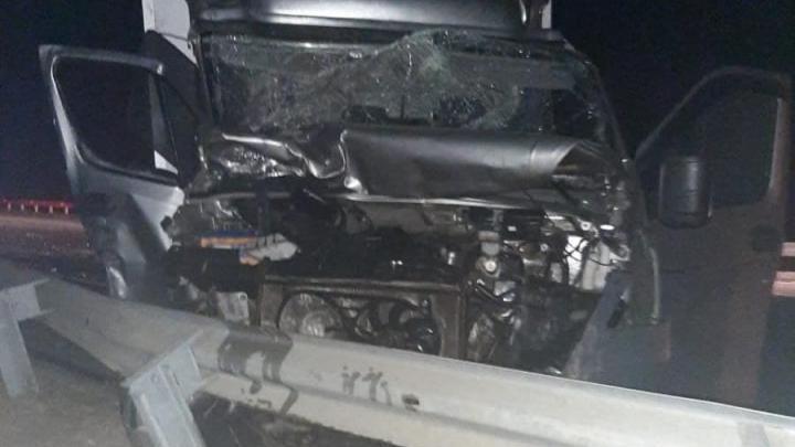 Водитель «девятки» насмерть разбился под Хвалынском