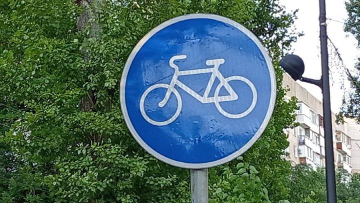 13-летнего велосипедиста сбили на пешеходном переходе в Саратове