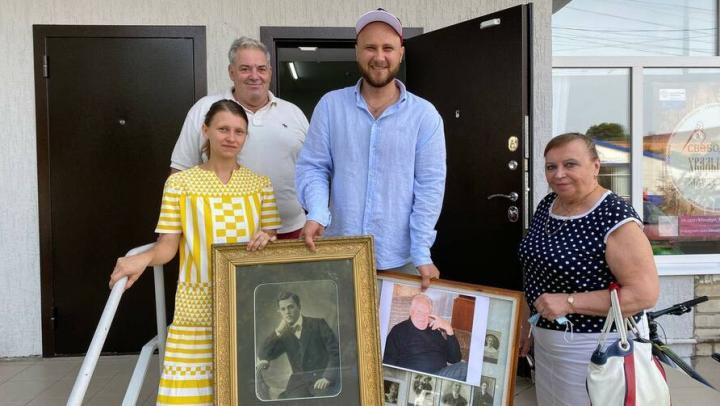 В Хвалынске прошел фестиваль семейной истории «Восстановление родства»