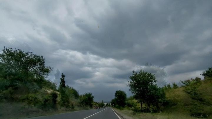 В Саратовской области дожди и грозы