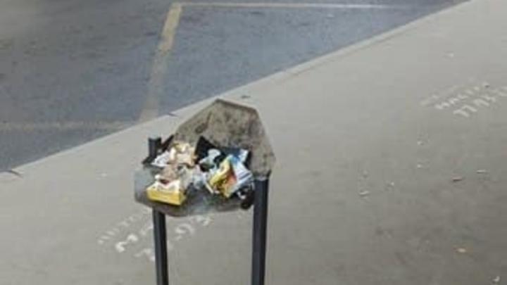 «Чудо-мусорка» в Заводском районе позабавила саратовцев