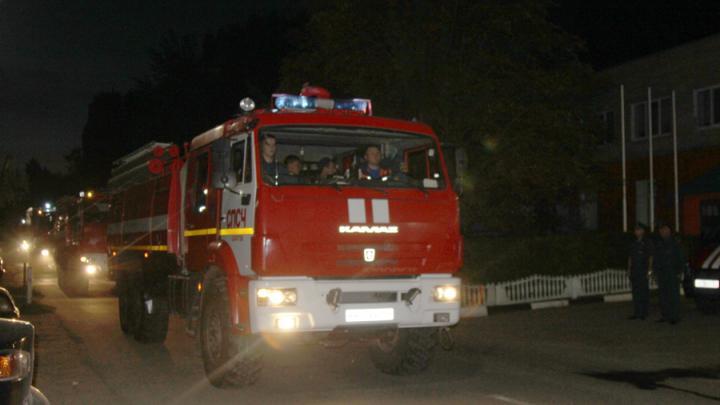 Саратовские пожарные выехали на тушение «Заповедной Мордовии»