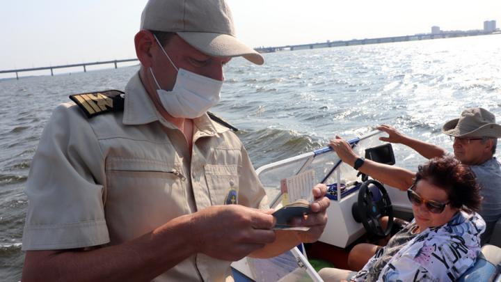 Рейды саратовских инспекторов ГИМС не снижают количество утонувших