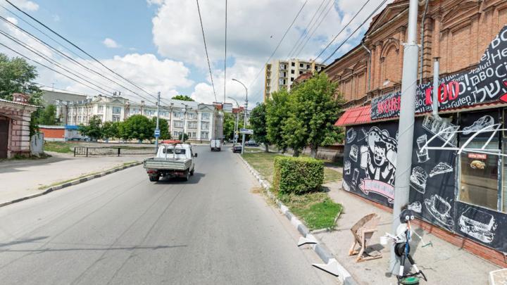 В Саратове реконструируют перекресток у складов Рейнеке