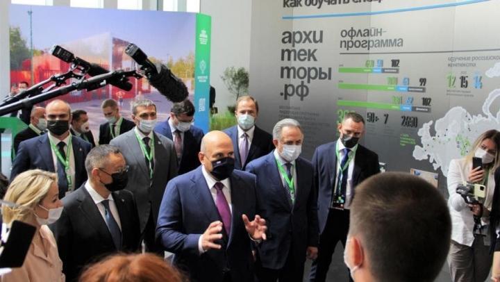 Проекты реконструкции набережных Саратова и Энгельса заинтересовали премьер – министра Михаила Мишустина