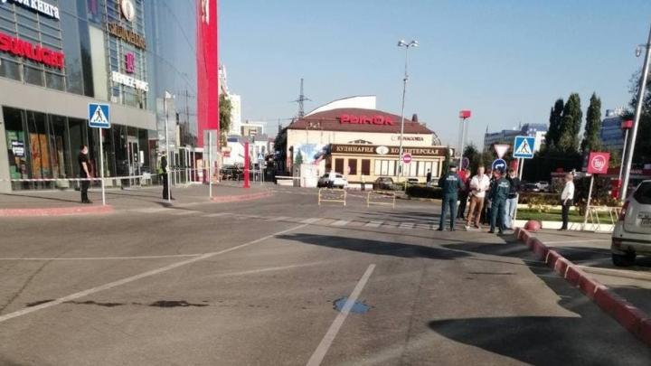 Из торгового центра «Tay галерея» эвакуировали людей