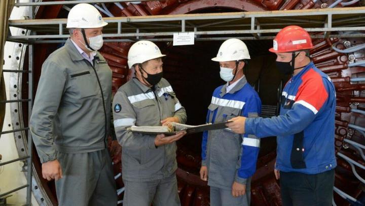 Энергоблок №2 Балаковской АЭС после завершения планового ремонта включен в сеть
