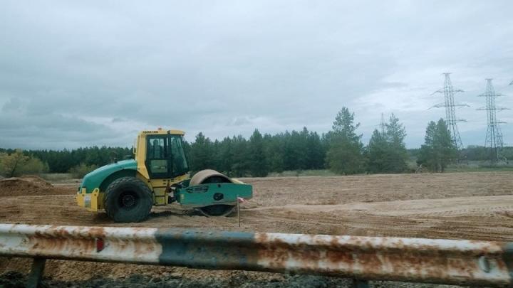 В Ершовском районе отремонтируют семь километров дороги за 147 миллионов рублей