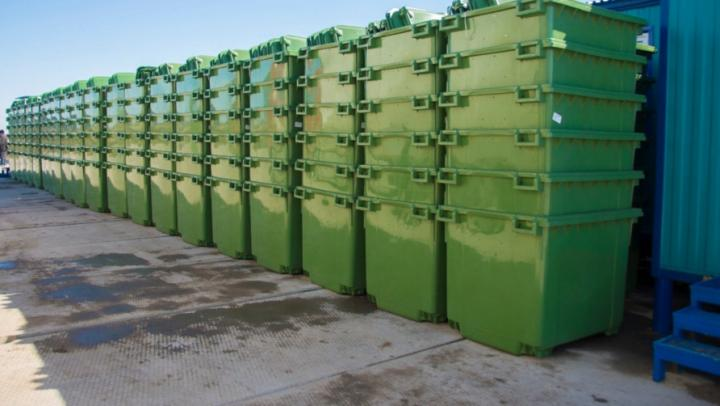 Регоператор разъясняет порядок установки новых контейнеров на площадки