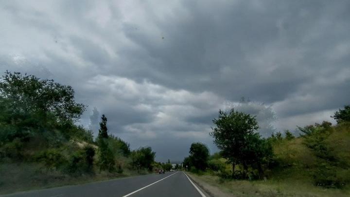 Саратовская область накрыта дождями